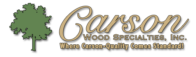 Carson Wood Specialties is a family owned and operated business providing custom wood working services since 1977.